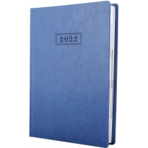 Ежедневник датированный, NEBRASKA , сиреневый, А5, обложка без паролона