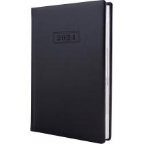 Ежедневник датированный 2019,PERFEСT , темно-синий, А5