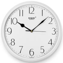 Часы настенные RIKON 2651 White White