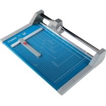 Резак для бумаги роликовый DAHLE-550, 360мм, на 10 листов, автоприжим