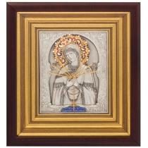 """Ікона """"Пресвята Богородиця Пом'якшення злих сердець"""""""