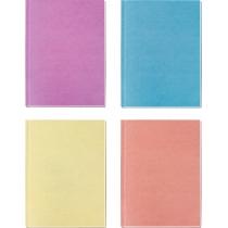 """Блокнот """"Венеция"""", А5, 80 л., кл., (ассорти: голубой, розовый, фиолетовый, шампань)"""