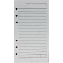 Сменные блоки 50 стр. 95х175 мм