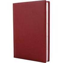 Щоденник напівдатований, А5, Vivella, бордовий