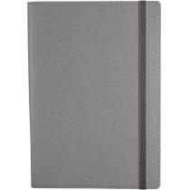 Щоденник напівдатований, А5, CROSS , срібло