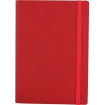 Ежедневник полудатированный, А5, CROSS , красный