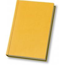 Ежедневник полудатированный, А5, Vivella, желтый