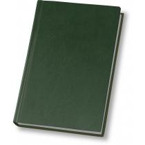 Ежедневник полудатированный, А5, NEBRASKA , зеленый