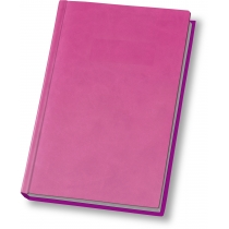 Ежедневник полудатированный, А5, Vivella, розовый