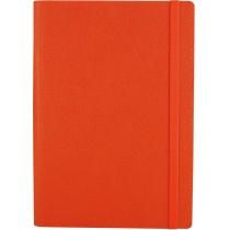 Ежедневник полудатированный, А5, CROSS , оранжевый