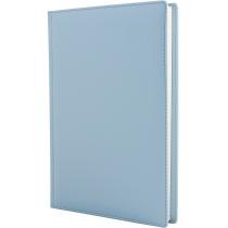 Щоденник напівдатований, А5, крем, Caprice, блакитний