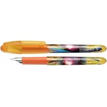Ручка перьевая Schneider ZIPPI+ оранжевая