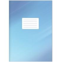 Книга обліку формат А4 термобіндер клітинка 48 аркушів паперова обкладинка