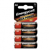 Батарейка ENERGYCELL R-6 АА 4 штуки в упаковке