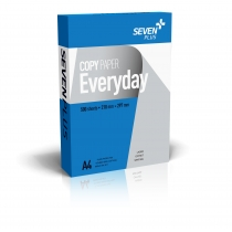 Папір Seven Plus EVERYDAY А4, 75 г/м 500 арк , клас С+