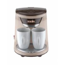 Кофеварка MAGIO МG-345/450Вт/2 чашки в комплекте