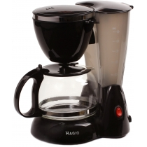 Кофеварка MAGIO МG-344/550Вт/4 чашки/стекл.колба