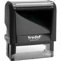 Оснастка для штампа TRODAT 4913 Р4, чорна