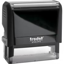 Оснастка для штампа TRODAT 4915 Р4, чорна