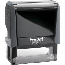 Оснастка для штампа TRODAT 4913 Р4, сіра