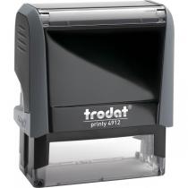 Оснастка для штампа TRODAT 4912 Р4, сіра