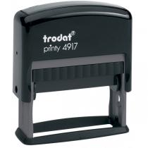Оснастка для штампа TRODAT 4917, чорна