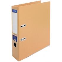 Папка-регистратор LUX А4 7см бежевый (собранная)