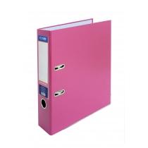 Папка-регистратор А4 7 см розовая (собранная)