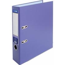 Папка-регистратор А4 7 см фиолетовая (собранная)
