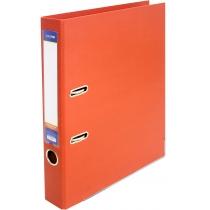 Папка-регистратор LUX А4 5см оранжевая (собранная)