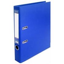 Папка-регистратор LUX А4 5см синяя (собранная)