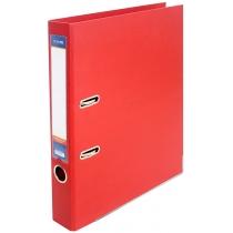 Папка-регистратор LUX А4 5см красная (собранная)