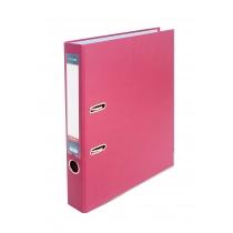 Папка-регистратор А4 5см розовая (собранная)