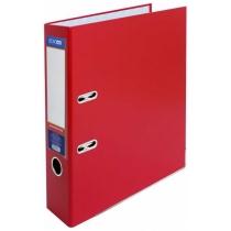 Папка-регистратор LUX 7 см, красная (собранная)