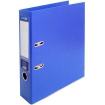 Папка-регистратор LUX 7 см, синяя (собранная)