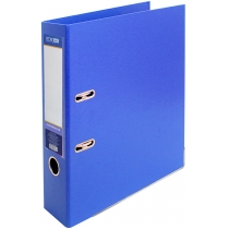 Папка-реєстратор LUX 7 см, синя (зібрана)