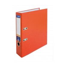 Папка-реєстратор А4 7см помаранчева, (зібрана)