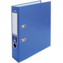 Папка-реєстратор 7 см синя (зібрана)