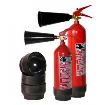 Подставка для огнетушителей ОУ-2, ОУ-3