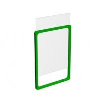 Рамка пластиковая формата А4, цветная, без протектора