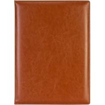 Папка к подписи А4, Nebraska, коричневый