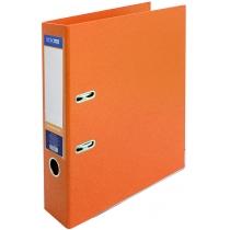 Папка-реєстратор А4 LUX Economix, 70 мм, помаранчева