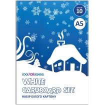 Набор картона белого