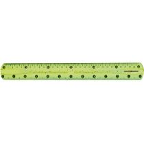 """Лінійка PVC """"FLEX"""", 30 см"""