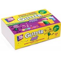 Краска гуашевая Glitter