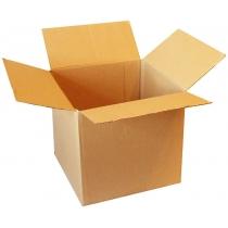 Ящик картонный 400х400х600 мм, на четыре клапана