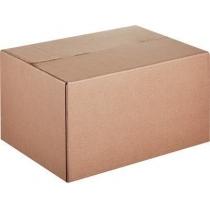 Ящик картонний 500х400х360 мм, на чотири клапани