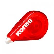 Коректор ленточный Kores ROLL-ON 4,2 мм х 15 м, боковеиспользование