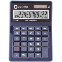 Калькулятор настольный Optima О75514