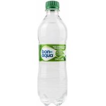 Вода BonAqua середньогазована 0.5 л